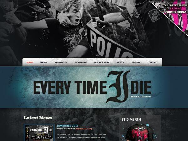 everytimeidie.net