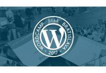 WordCamp Bratislava 2017 cover