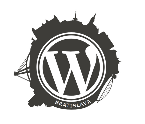 Logo WordPress Bratislava