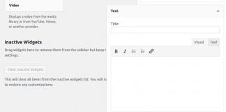Formátovanie textu v widgete Text