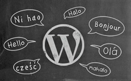 multijazyčný WordPress web