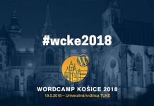 WordCamp Košice 2018