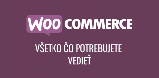 Čo je to WooCommerce