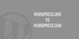 WordPress.org vs WordPress.com - rozdiely
