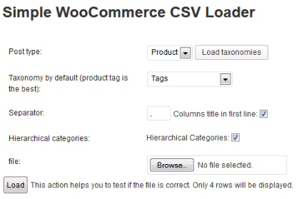 Ultimate WooCommerce CSV Importer