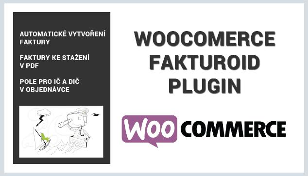 WooCommerce Fakturoid plugin