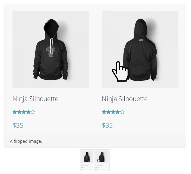 WooCommerce Product Image Flipper