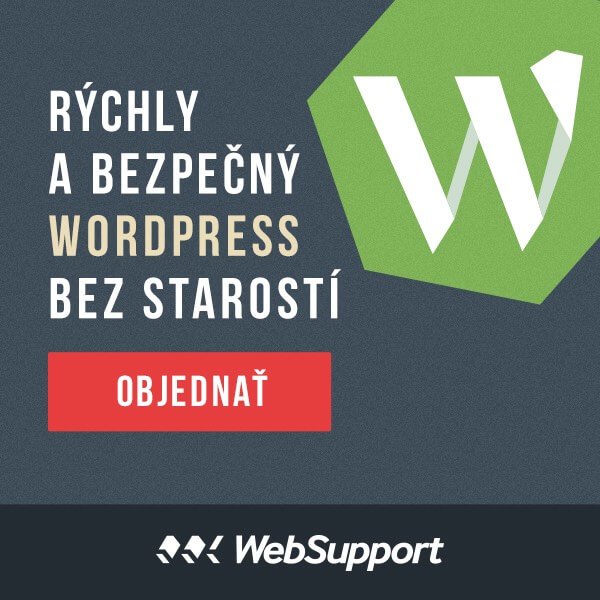 WebSupport The WordPress Hosting