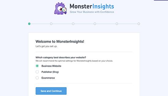 Inštalácia pluginu MonsterInsights