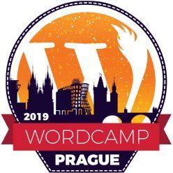 Logo WordCamp Praha 2019