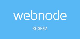 Webnode: recenzia a moje skúsenosti