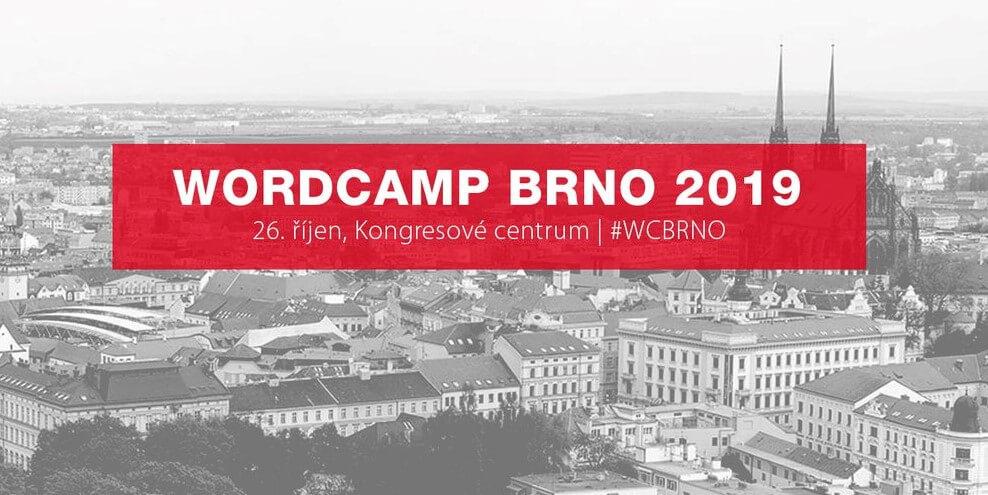 WordCamp Brno 2019 už túto sobotu!