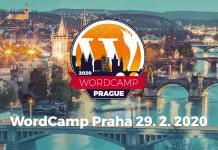 Príďte na WordCamp Praha 2020 – najväčšiu konferenciu v ČR (nielen) o WordPress