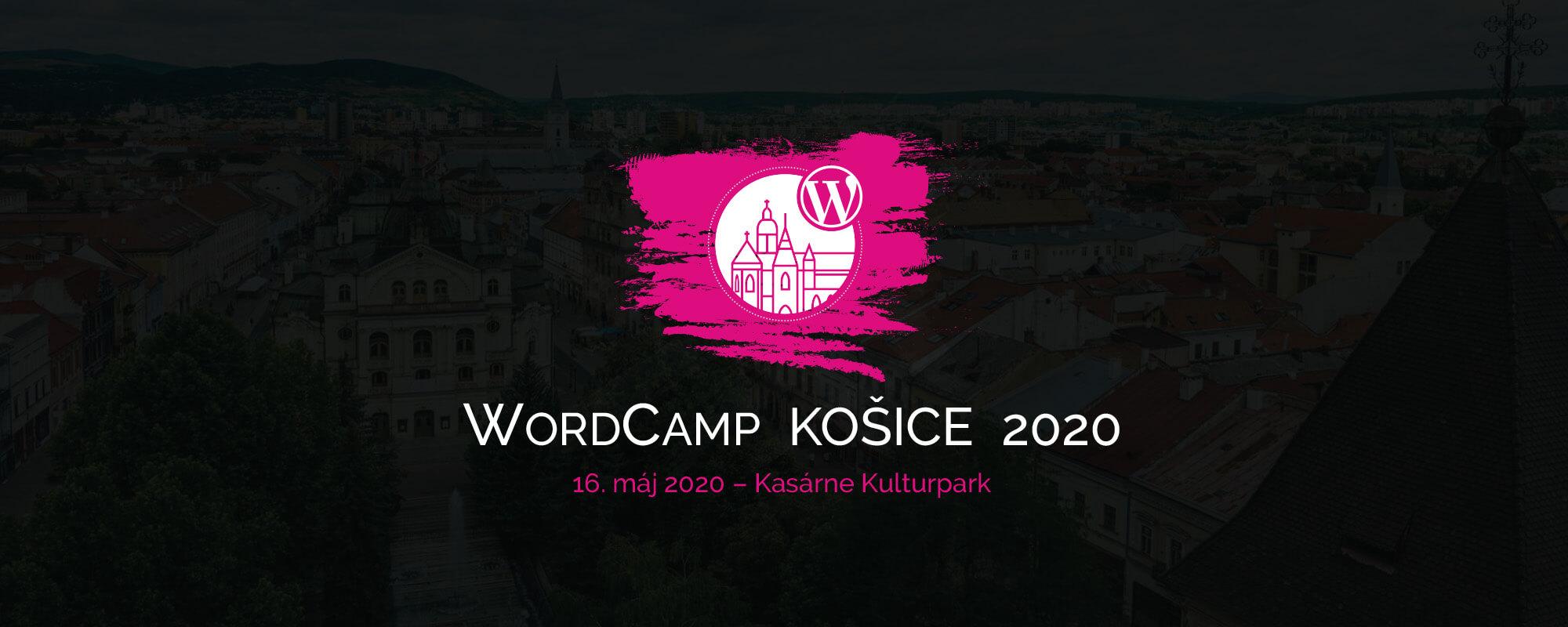 WordCamp Košice 2020