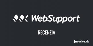 WebSupport recenzia