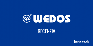 WEDOS recenzia