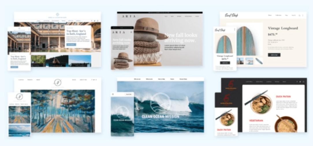 WordPress šablóny