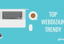 webdizajn trendy