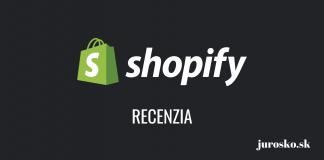 Shopify recenzia a návod